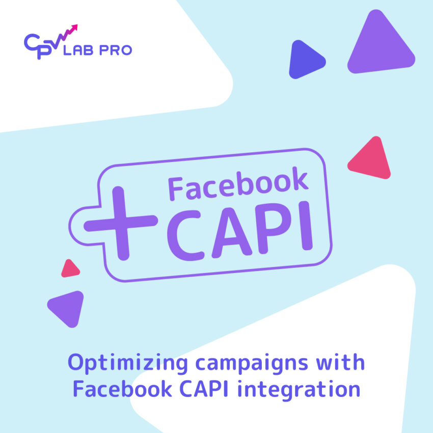 Facebook CAPI integrated in CPV Lab Pro
